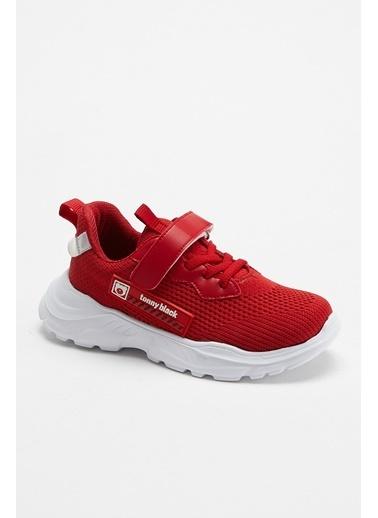 Tonny Black Kırmızı Çocuk Spor Ayakkabı Tbsun Kırmızı